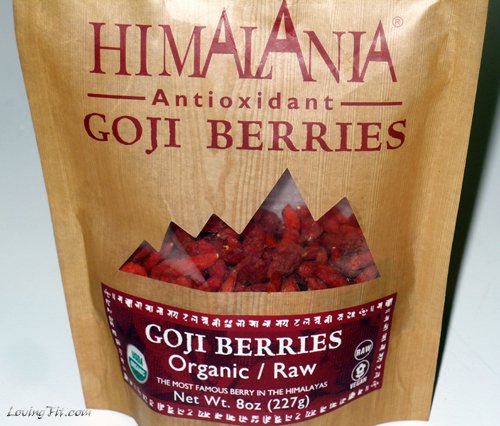 Healthy, Goji Berries benefits