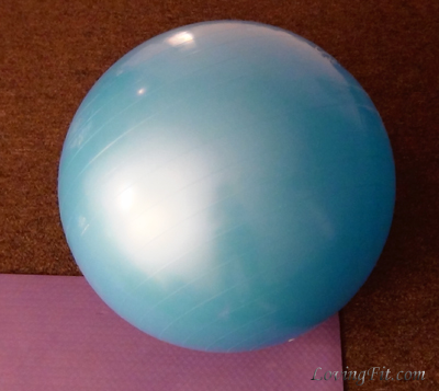 Fitness, Exercise, Workout, Balance Ball