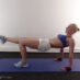 Triceps Bridge Exercise
