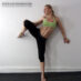 Leg Slimming Bodyweight Intensity Workout