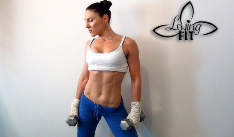 Upper Body Sculptor Workout & Cardio