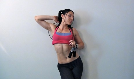 Infinity Abs & Cardio Creative Workout