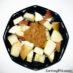 Organic Apple & Peanut Butter – A Nutritious Snack