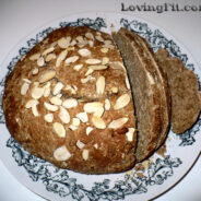 Home Made Spelt Flower Bread Recipe