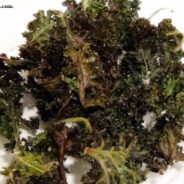 Kale Chips Recipe a Healthy Snack