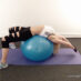Myostatic Side Crunch Exercise – Abs