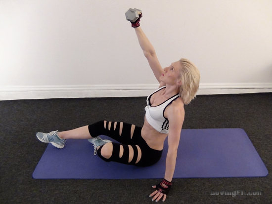 Turkish Get Up Exercise