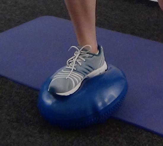 Balance Disc Exercises