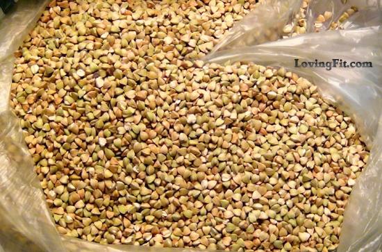 Buckwheat information