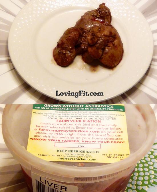 Organic Chicken Liver Benefits