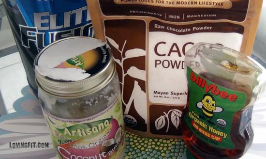 Raw Protein Truffles Recipe