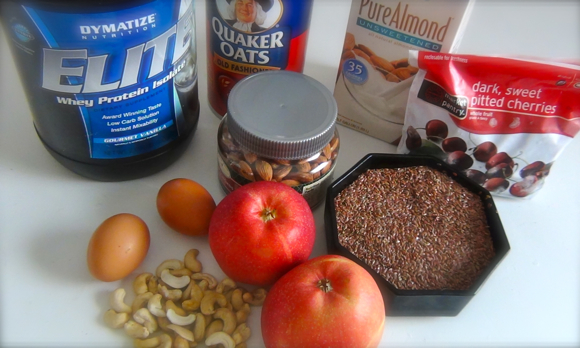 Healthy Protein Bars Recipe