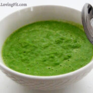 Healthy, Quick And Easy Pea Soup Recipe :)
