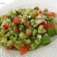 Garbanzo Salad Recipe From JT