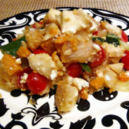 Yucca & Sweet Potato Salad Recipe