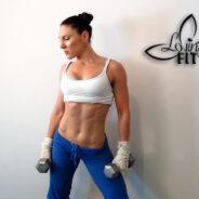 Upper Body Sculptor Workout & Cardio