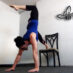 Handstand Combo Upper Body Workout Challenge
