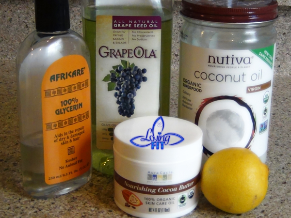 Anti Aging Body Butter Recipe
